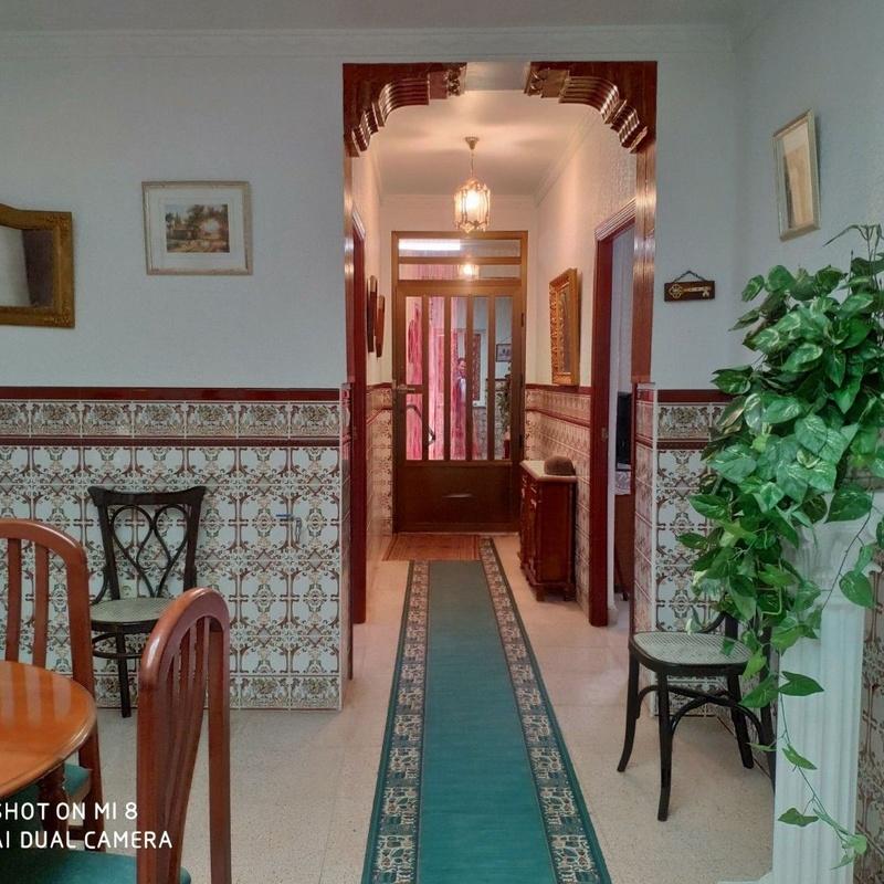 Casa en Cervantes planta baja: Inmuebles Urbanos de ANTONIO ARAGONÉS DÍAZ PAVÓN