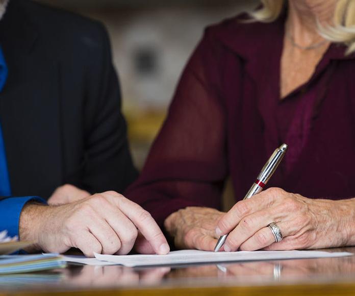 Derecho de familia: Servicios de Pérez Córdoba Abogados