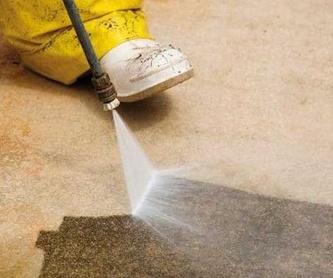 Mantenimiento y limpieza: Servicios de Gamarlim, S.L.