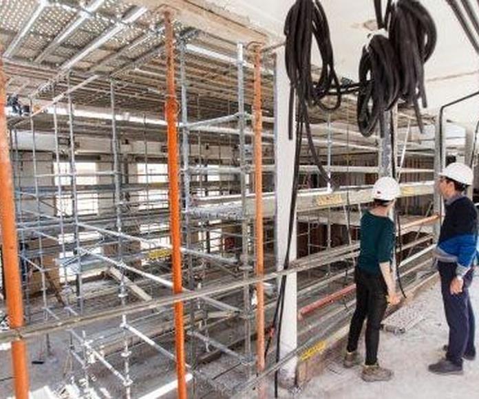 Políticas tradicionales de rehabilitación de edificios