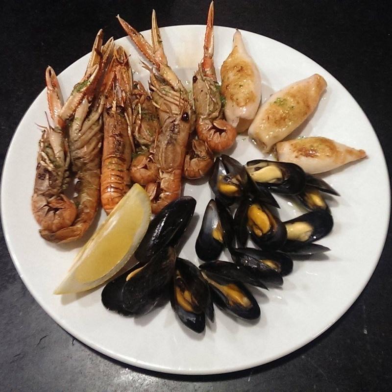 Menú degustación: Carta y menús de Restaurant Ran de Mar