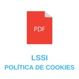 LSSI - Política de Cookies   Arba S.A.