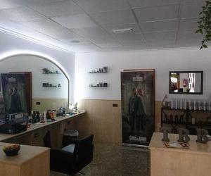 Trabajos de iluminación peluquería