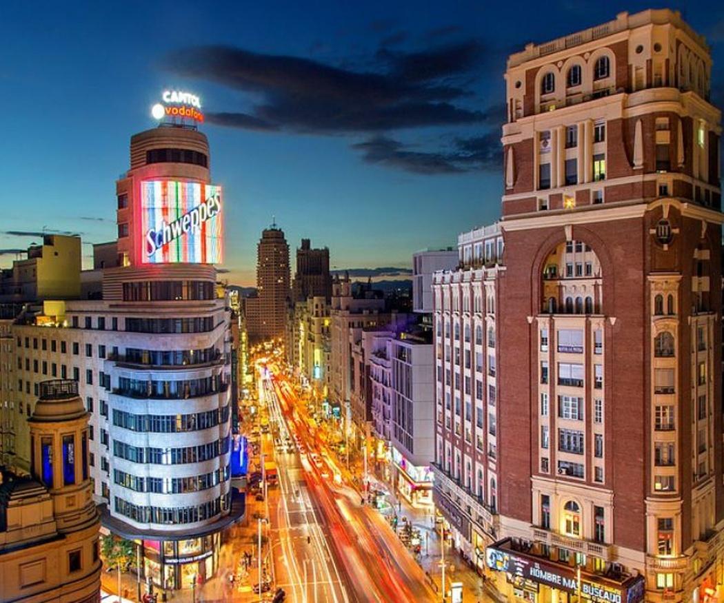 ¿Cuál es el edificio más alto de Madrid?