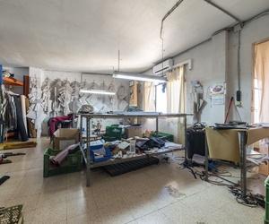 Nuestras instalaciones, donde se desarrolla el proceso de confección de manera artesanal