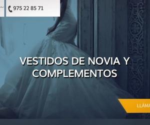 Vestidos de novia en Soria | Castill-Piel Novias y Ceremonia