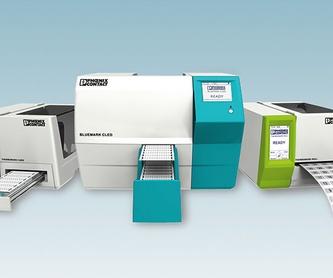 BLUEMARK CLED - Impresora High-Speed