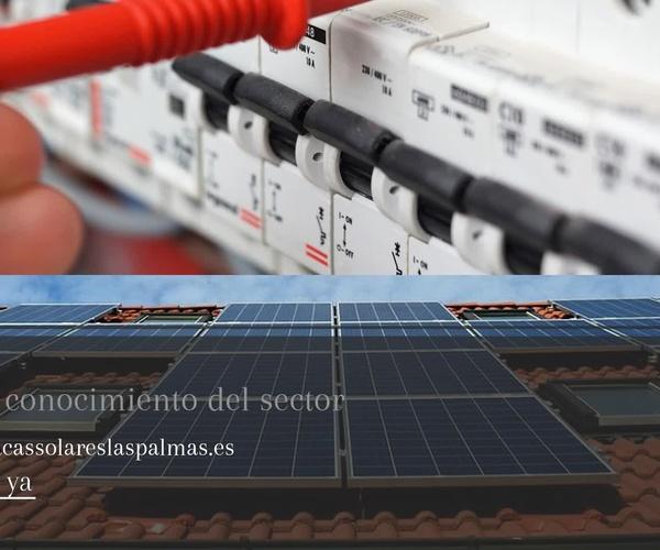 Instalación de placas solares en Las Palmas de Gran Canaria | STA