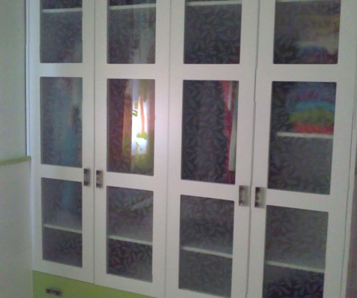 Dormitorios infantil - juvenil: CATÁLOGO de CARPINTERÍA Y EBANISTERÍA ARCAMADE
