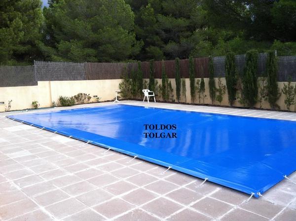 Cubiertas para piscinas: Servicios  de Toldos Tolgar