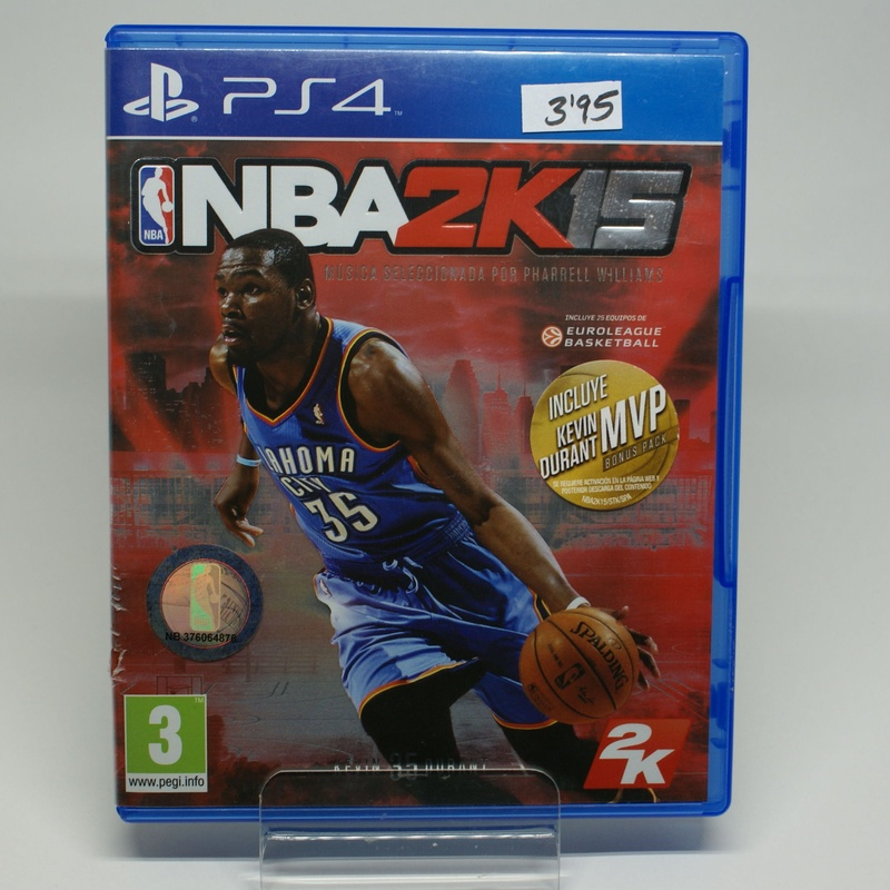PS4 NBA 2K15: Compra y Venta de Ocasiones La Moneta