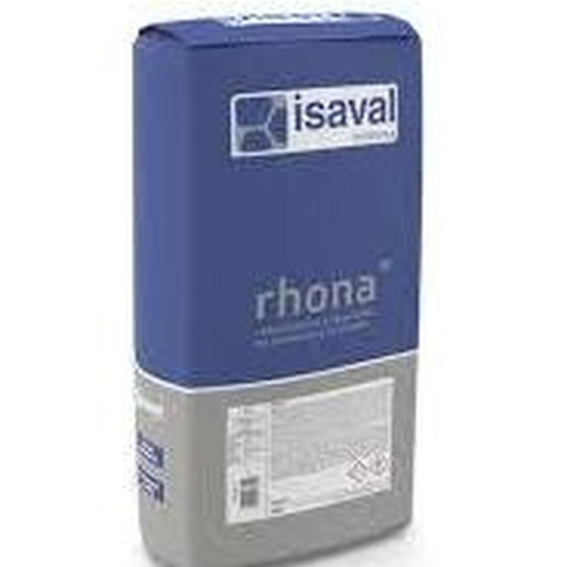 Rhona MH-611 de ISAVAL en almacén de pinturas en ciudad lineal.