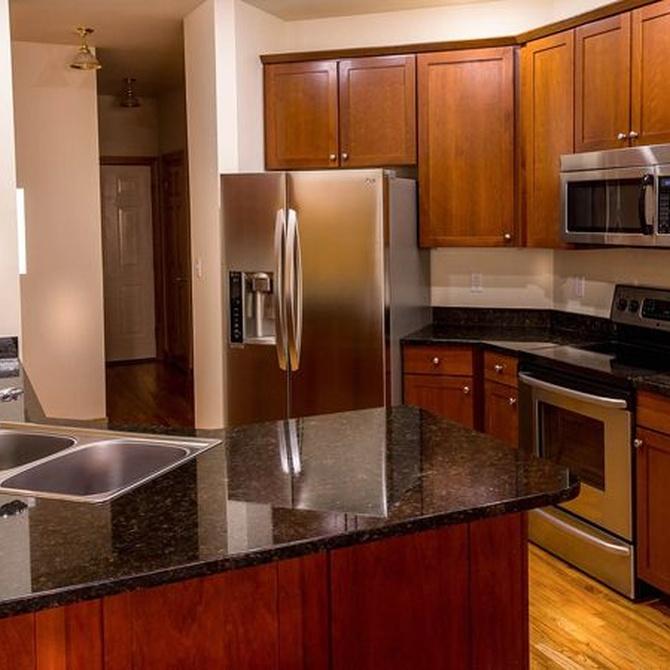 Aspectos importantes al elegir una encimera de cocina