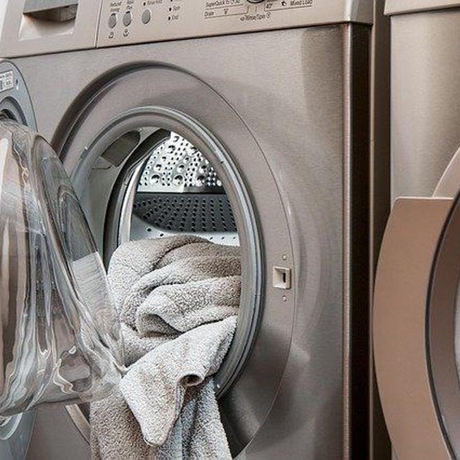 Lavanderías: ahorro y sostenibilidad