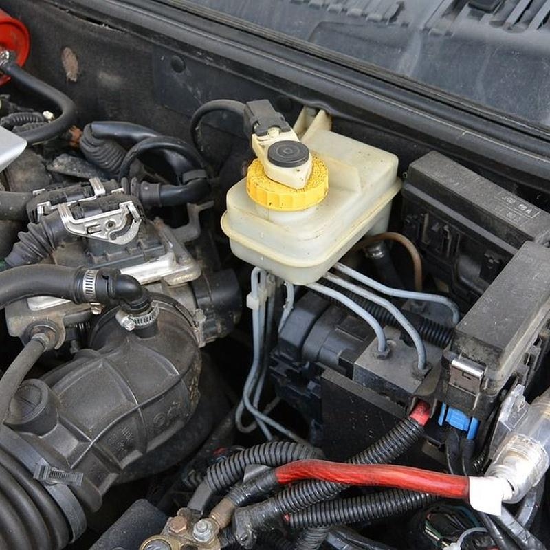 Inyección diésel y gasolina: Taller de Solia Motor
