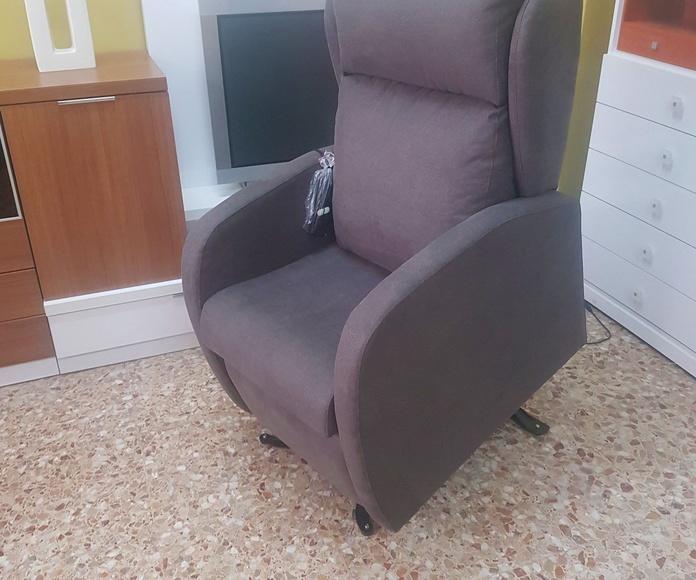 sillon relax motor oferta: Productos  de Muebles Llueca, S. L.
