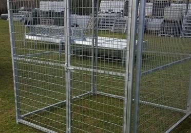 Cerramientos para perreras