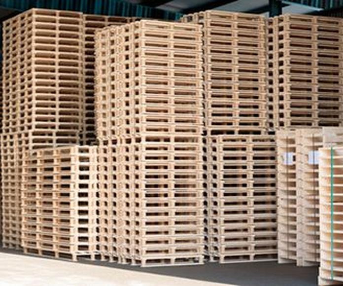 Palés: Servicios de Embalajes Cubix, S.L.