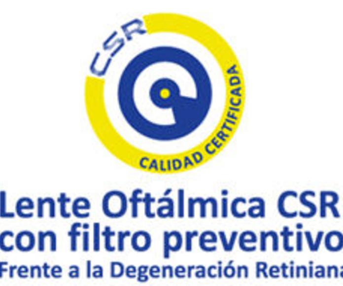 Certificación CSR