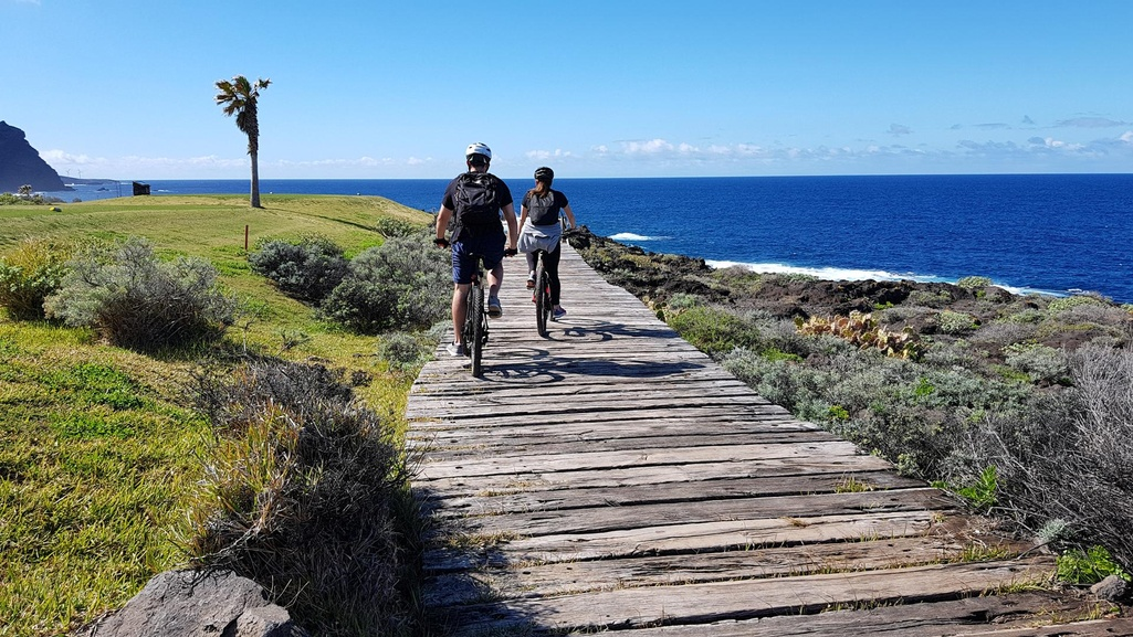 Rutas en bici en Tenerife: Tenerife Rent a Bike