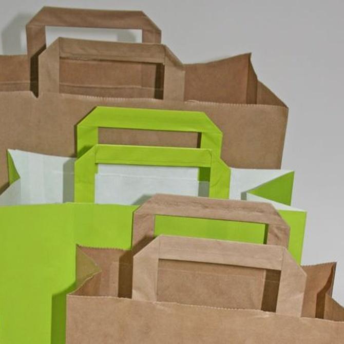 Ventajas de usar bolsas de papel