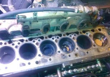 Pre-ITV - Reparación motores