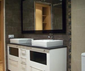 Diseño de muebles de baño