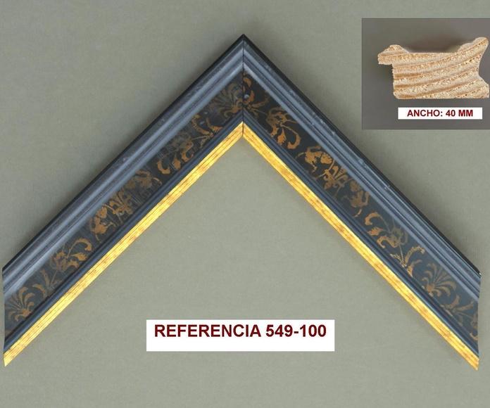 REF 549-100: Muestrario de Moldusevilla