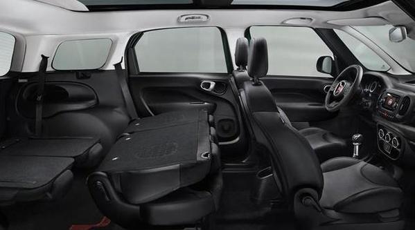 FIAT 500 LIVING, ESPACIO Y COMODIDAD