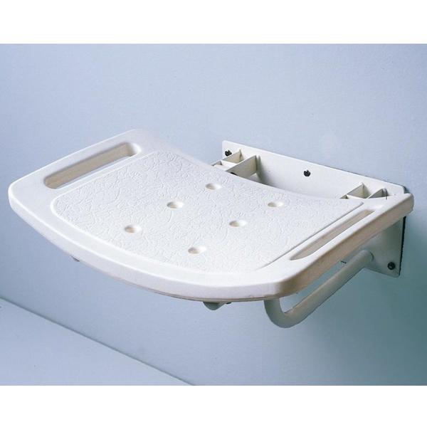 Asiento de baño abatible