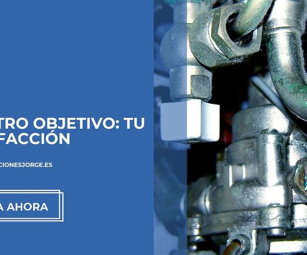 Reparación de calderas en Hospitalet de Llobregat  | Reparaciones Jorge