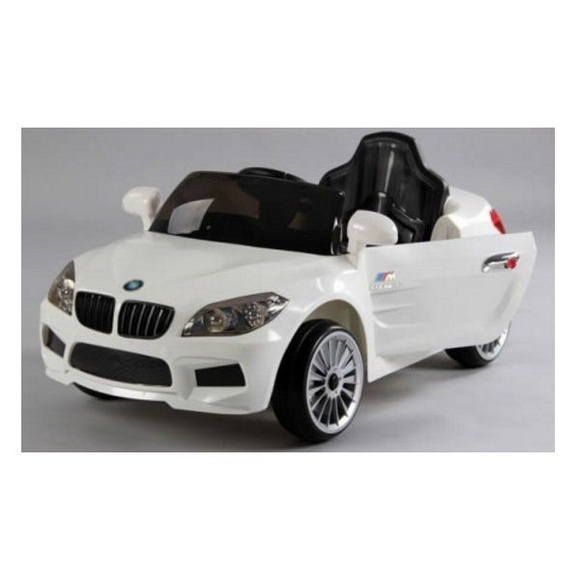BMW M6 blanco