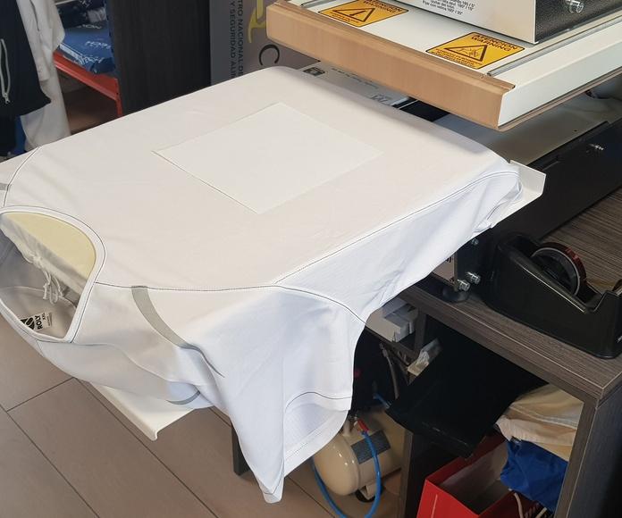 Personalización Textil: Catálogo de LIBERGRAFIC