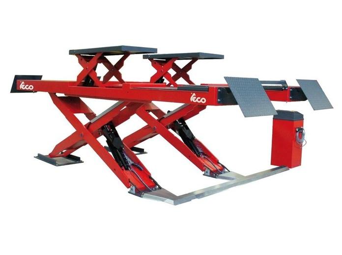 TECO 4300 Y 5000 TIJERAS ESPECIAL ALINEACION 4300 Kg Y 5000 Kg: Productos de Maquidosa, S.L.