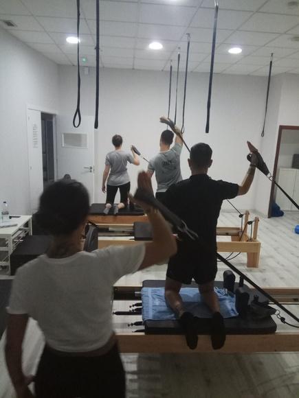 Área de Entrenamiento Personal: ¿Qué hacemos? de Alaia salud y pilates