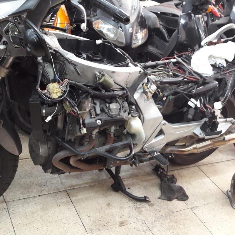 Reparación de motos: Servicios de Motos JLO