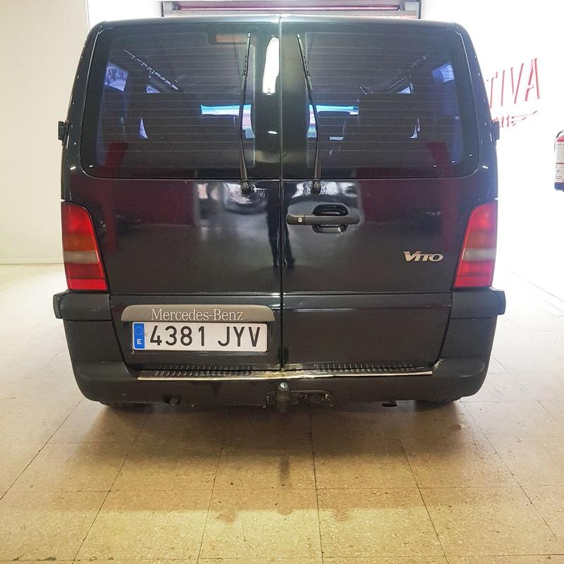 MERCEDES-BENZ Vito 112CDI 2.2TD F 4p.: Nuestros Vehículos de Activa Motors