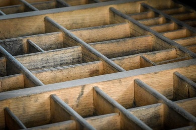 Cajones de madera Pamplona
