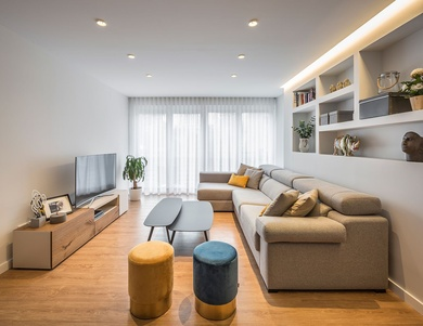 Cuánto cuesta la reforma integral de un piso en Valencia