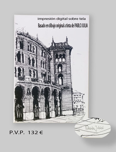 Plaza de toros Ventas: Catálogo de X Amor Al Arte