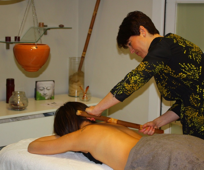 Masajes : Servicios de Marta G. Estilismo