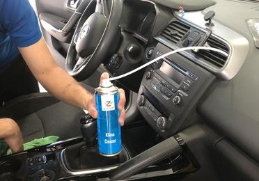 Limpieza de conductos de aire