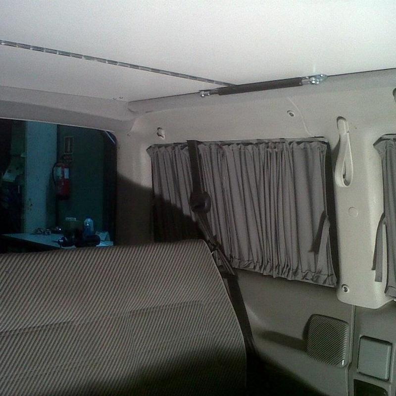 Colchones para furgonetas: Servicios de Tapisseria Vallbona