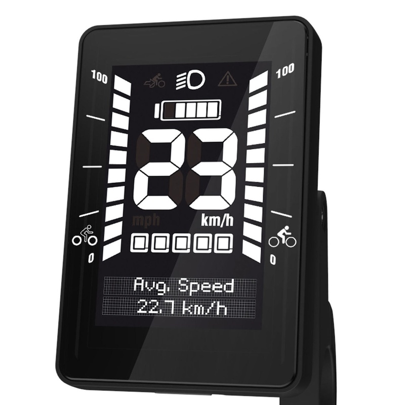 DISPLAY BLOKS BMZ MONITOR MTB/TREKKING : Productos de Bikes Head Store