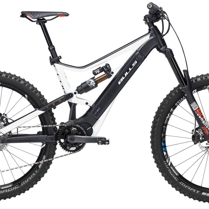 FINANFLEX BULLS 2020:  de E-Bike Guadarrama