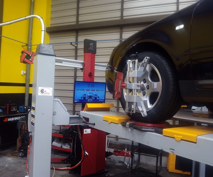 Audi A6 2.8.: Servicios de DG Autointegral