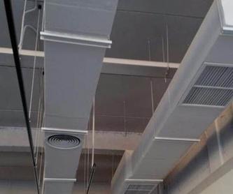 Instalaciones hidrosanitarias y térmicas: Servicios de Insticod