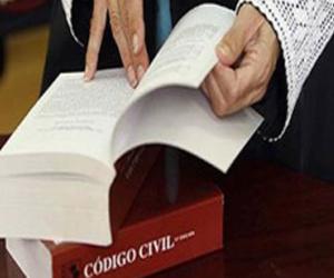 Tramitación de asuntos relacionados con el derecho civil