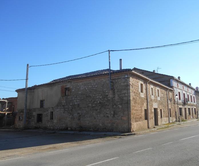 Casa - Arenillas de Villadiego: Venta y alquiler de inmuebles de Inmobiliaria Renedo