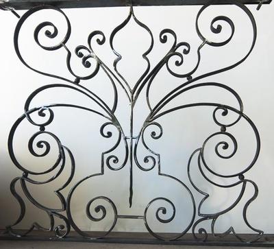Barandillas decorativas : Cerrajería Royper, S.L.